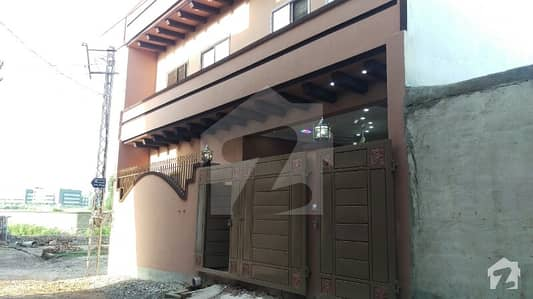6 Marla Newly Built  Double Storey Very Well Constructed House For Sale