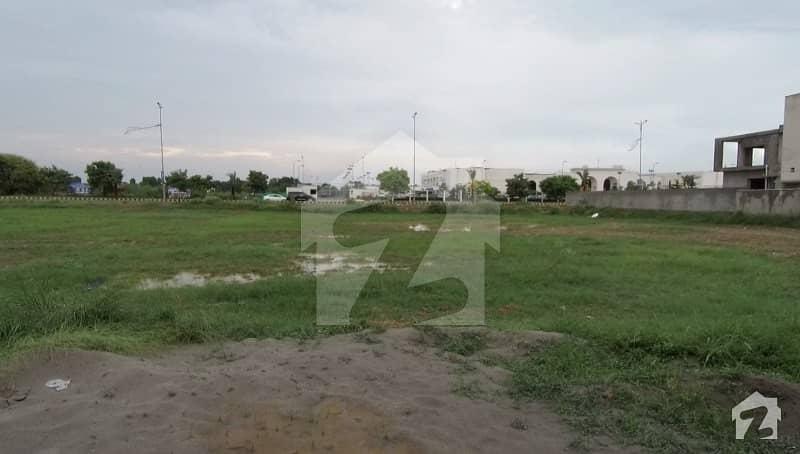 ڈی ایچ اے فیز 6 - بلاک کے فیز 6 ڈیفنس (ڈی ایچ اے) لاہور میں 1 کنال رہائشی پلاٹ 2.68 کروڑ میں برائے فروخت۔