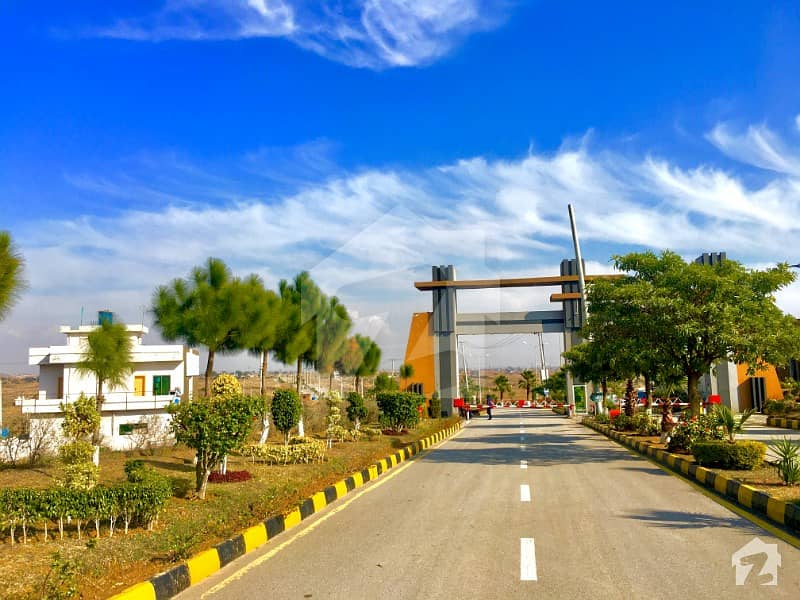 یونیورسٹی ٹاؤن ۔ بلاک اے یونیورسٹی ٹاؤن اسلام آباد میں 5 مرلہ رہائشی پلاٹ 23.5 لاکھ میں برائے فروخت۔