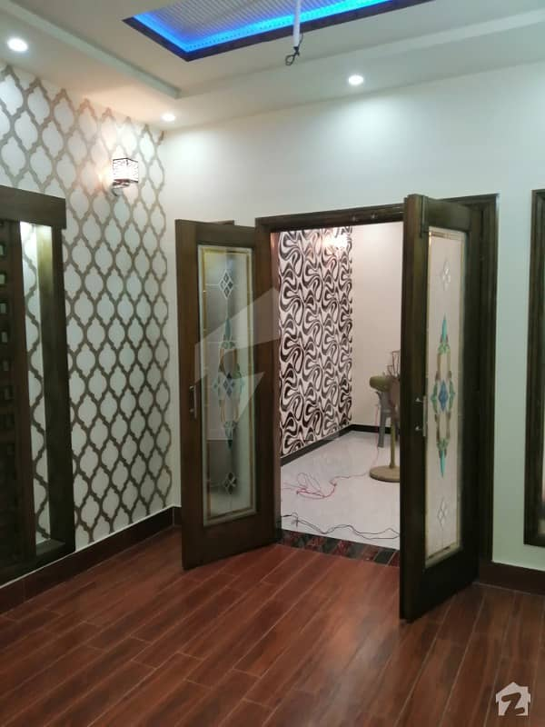 5 Marla Brand New House Is Available For Sale In Near Canal  Johar Town Lahore