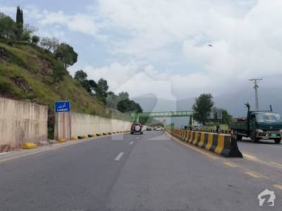 10 Marla Plot With All Facilities On Installments In Murree
