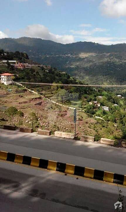 10 Marla Plot On Main Murree Expressway On Installments