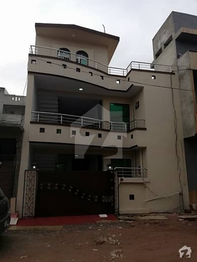 Green Avenue Islamabad Double Storey House For Sale