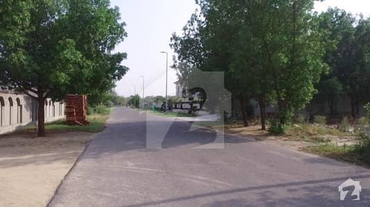2 Kanal Corner Plot In H Block Dha Phase 5 Lahore