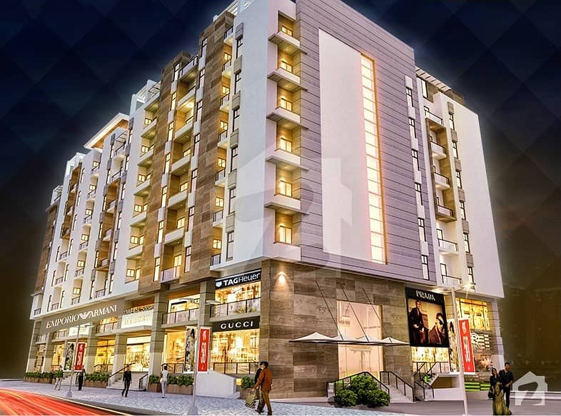618 Sq Ft Bed Lake View Luxury Apartment Is Available For Investment On Easy Payment Plans