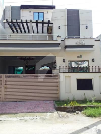7 Marla Beautiful Double Storey House For Rent