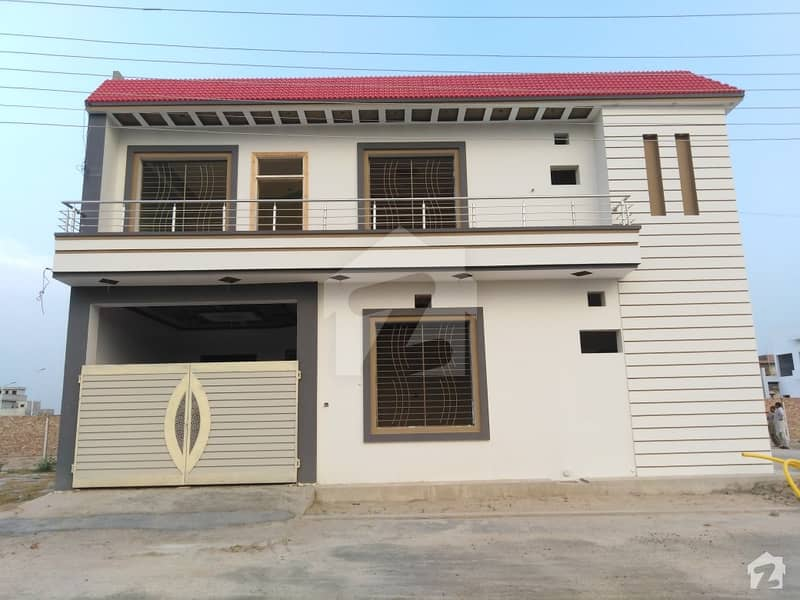 6 Marla Corner Double Storey House For Sale