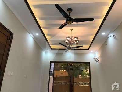 6 Marla Brand New Lavish House Available For Sale In State Life Housing Society Phase 1 Lahore