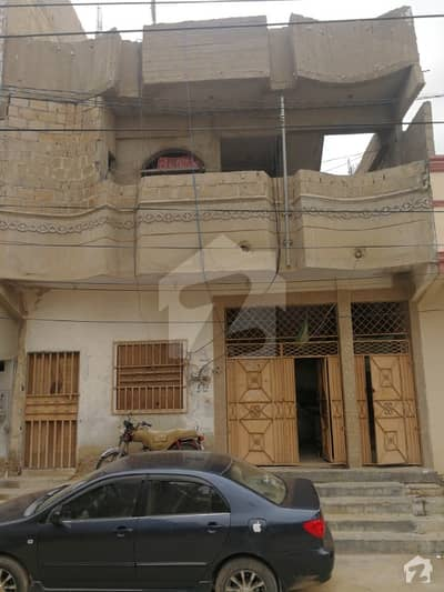Double Storey House In Makhdoom Bilawal Village R-53