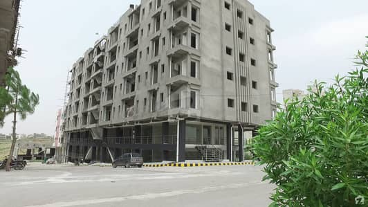 Brand New 1 Bed Apartment Is Available For Sale In Jinnah Center Jinnah Garden Islamabad