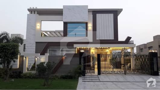 One Kanal Fully Furnished Beautifully Design Luxury Bungalow For Sale In Dha Phase 6