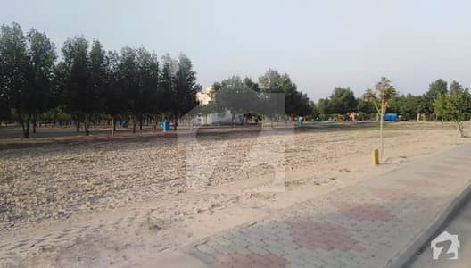 Super Offer 5 Marla Plot In Bahria Orchard Low Cost Block F For Sale