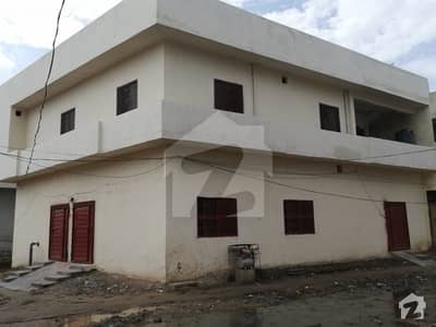 7. 5 Marla House Is Available For Sale In People Colony