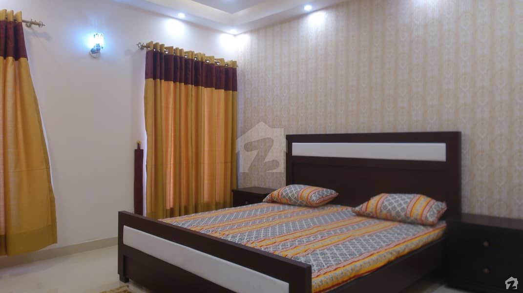 Fully Furnished Flat Is Available For Sale