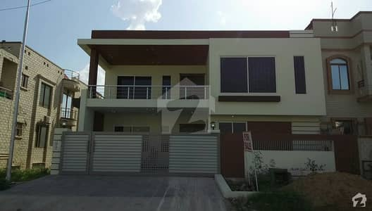 Brand New Street Corner 2 Storey Double Unit House For Sale In G-13/3 Islamabad