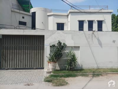 1 Kanal Beautiful Corner House For Sale