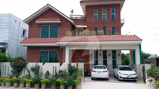 Furnished 1 Kanal House Near To Giga Mall Dha 2