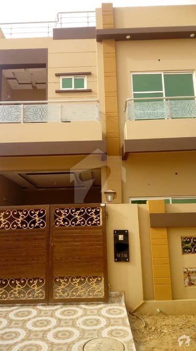 Good Location  Beautifully Constructed Brand New 5 Marla House For Rent