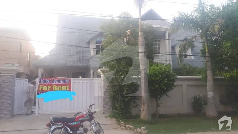 1 Kanal Luxury Villa For Rent In DHA Hot  Location
