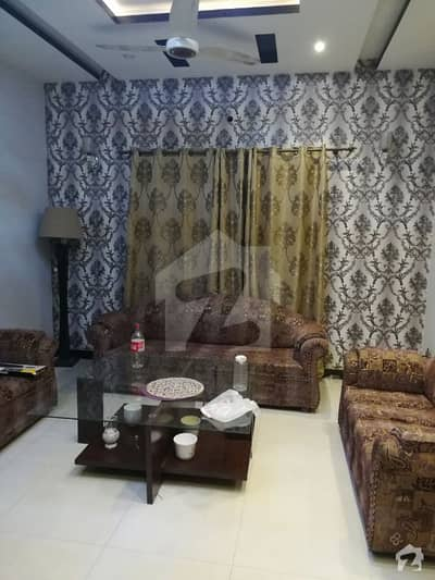 5 MARLA FULLY FURNISHED HOUSE AVALBALE WITH GAS