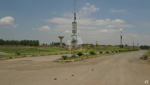 5 Marla Residential Plots for sale
