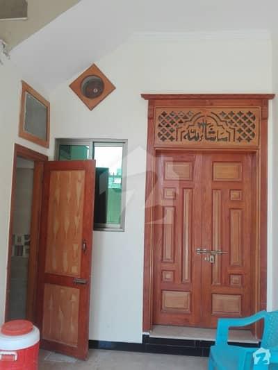 5 Marla Single Unit House For Sale
