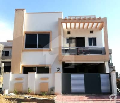 7 Marla Brand New House For Sale In Bahria Town Phase 8 Safari Valley