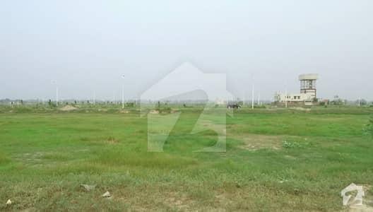 1 Kanal Plot For Sale In Block T Near New Houses