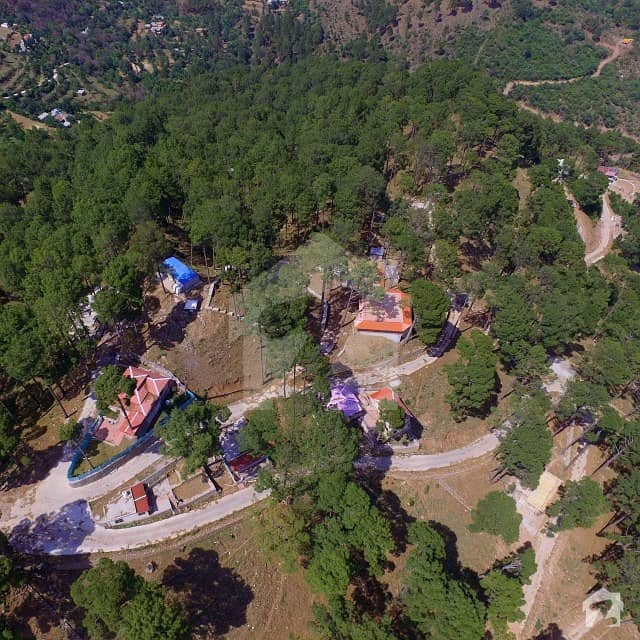 Plot For Sale In Dream Homes Murree