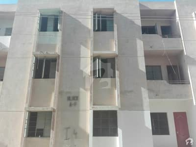 Flat For Sale At Labour Square Behind Gulshan-E-Maymar