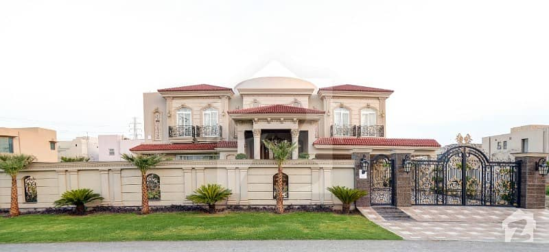 2 Kanal Fully Furnished House Is For Sale In A Prime Location Of Dha 3 Lahore