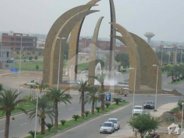 05 Marla Corner Plot Is Available For Sale In Bahria