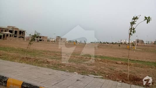 Dha Phase 6  F Block  Prime Location  Plot Available For Sale