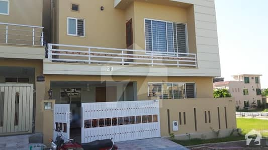 7 Marla Brand New Double Storey Double Unit House Is Available For Sale In Bahria Town Abu Bakar Block Phase 8