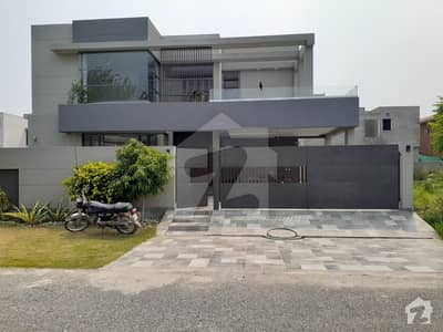 One Kanal Brand New Beautiful Bungalow Is Available For Sale