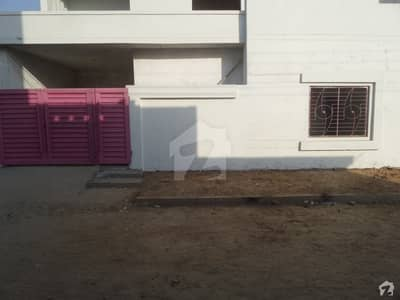 Double Storey Beautiful Corner House For Sale At Hassan Block Okara