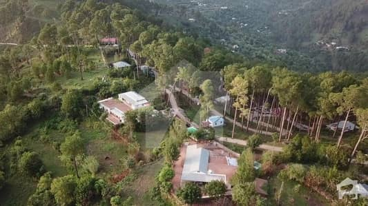 Dream Homes In Murree - Plot For Sale