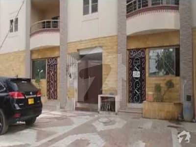 Prime located flat is available for sale in Clifton Garden 2 Clifton Block 3 Karachi