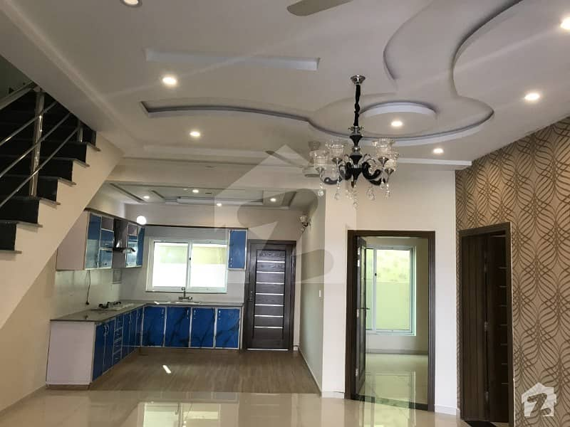 Brand New 7 Marla Double Storey 2 Unit House For Sale  In Abubakar Block Phase 8 Bahria Town Rawalpindi