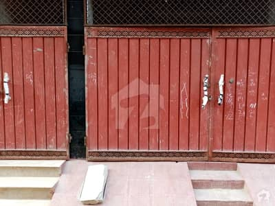 Double Storey Beautiful House For Sale At Hussain Colony Okara