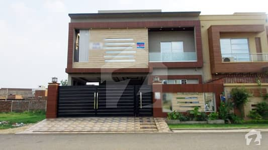 10 Marla House For Sale In B Block Of Banker Housing Society