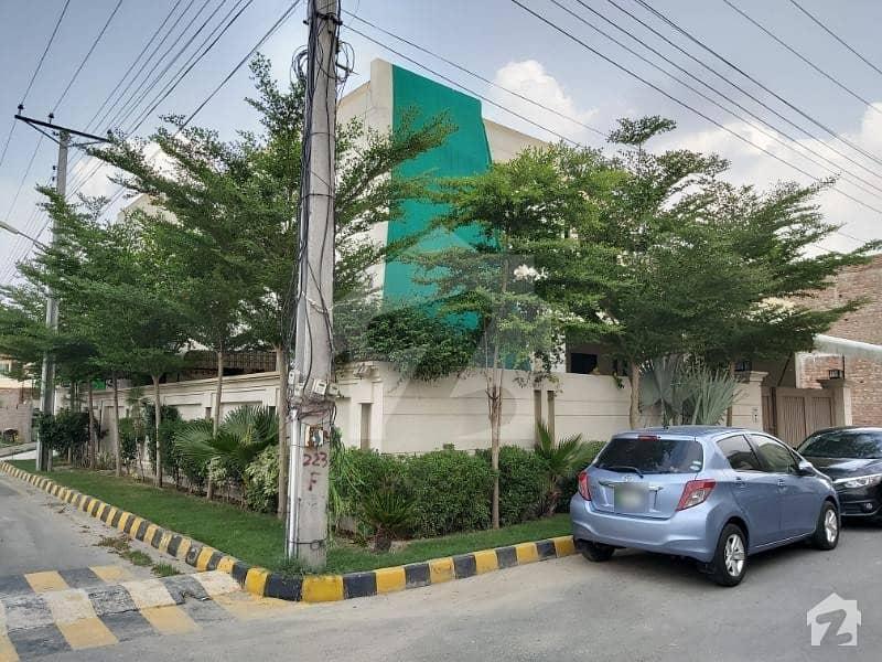 Beautiful Corner House Is Available For Sale - Sahar Villas Multan