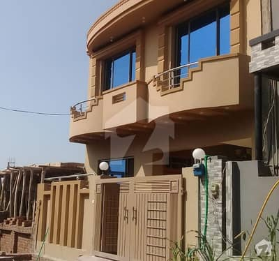 Newly Constructed 5 Marla One And Half Beautiful House For Sale