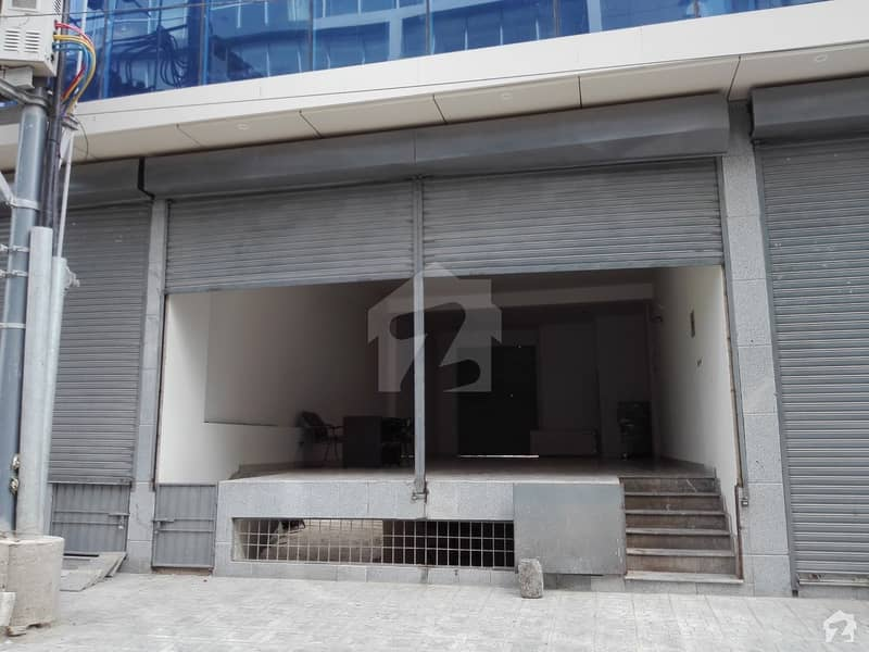 An Ideal Location Shop Is Available For Sale In Dha Phase 6