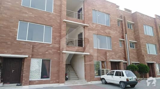 Awami Villa Flat Block H 1st Floor Prime Location Available For Sale Reasonable Price 2 Bed
