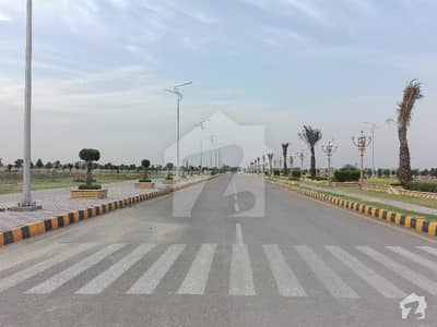 Commercial Plot Is Available For Sale With 4 Year Installment Plan