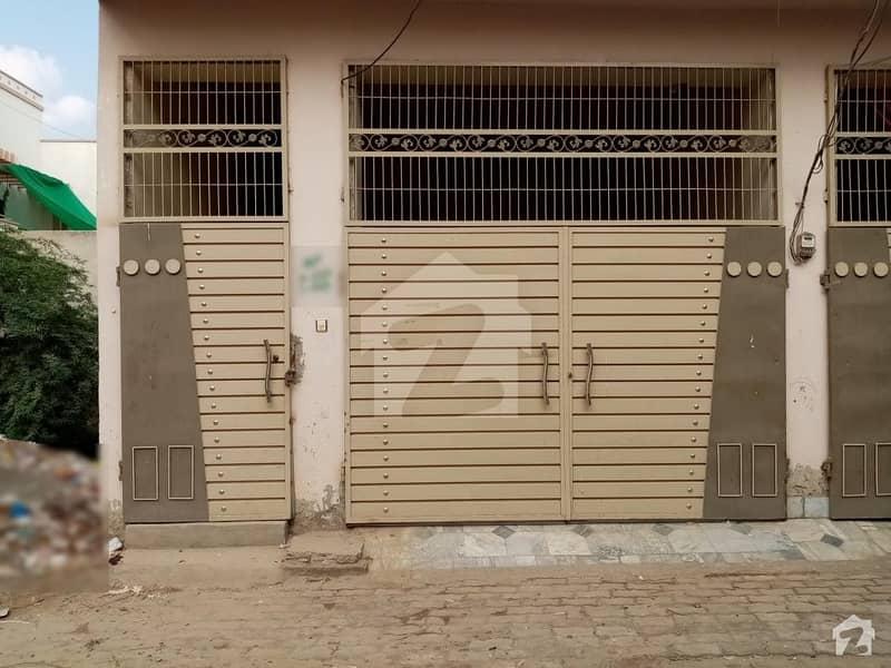Double Storey Beautiful House For Sale In Karem Town Okara