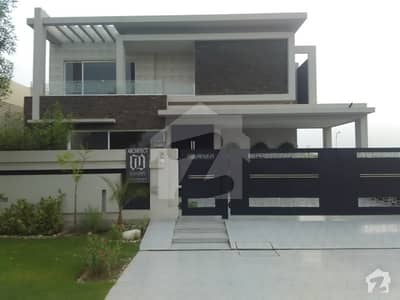 Kanal Bungalow available for rent in DHA Phase 6 A block