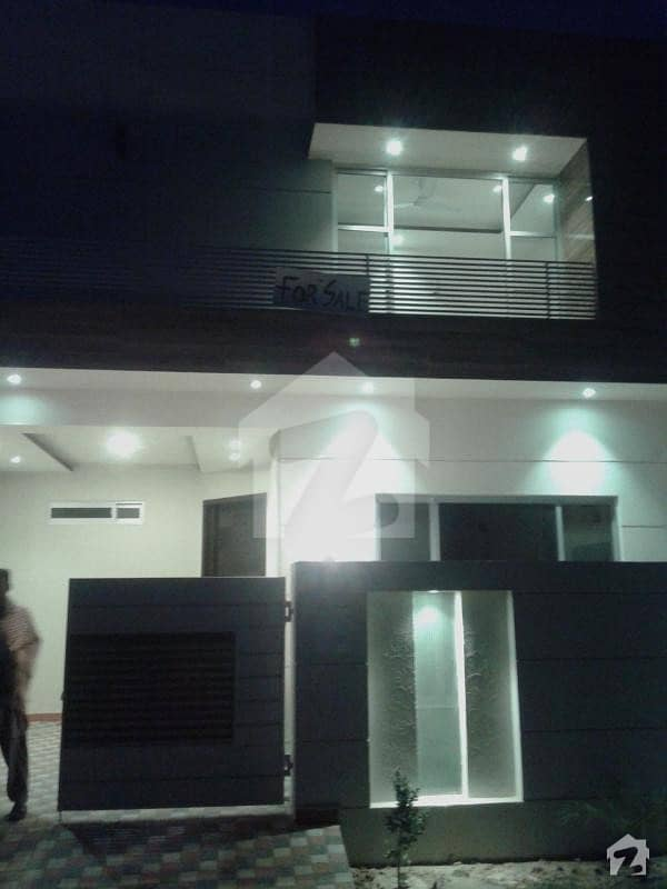 Brand New 5 Marla Beautiful House Available In State Life Housing Society Phase1 A Block