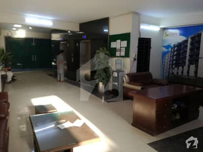 Family Flat Available For Rent At Town Heights University Town Peshawar